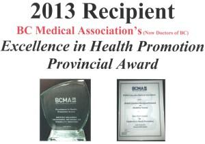 2013 BCMA Award