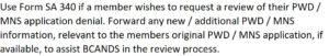 Admin review