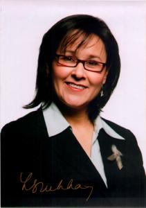 Leona Aglukkaq Health Minister