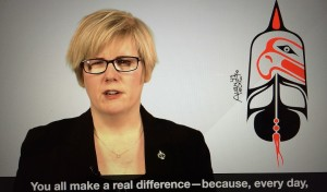 Minister Carla Qualtrough - Minister of Sport and Persons with Disabilities