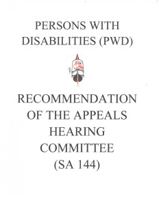 Recommend Appeals