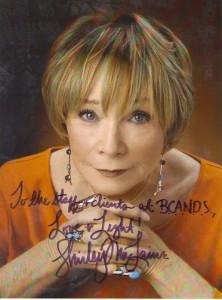 Shirley McLean